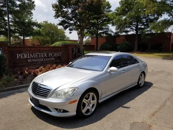 Photo 2007 Mercedes s550 4matic - $11,950 (MemphisBartlett)