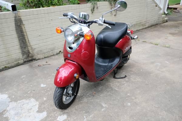 Photo 2008 Yamaha Vino Scooter 50cc - $1,199 (Midtown)