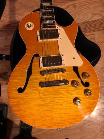 Photo 2015 Gibson ES Les Paul - $2000 (Cordova)
