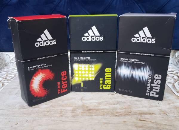 Photo Adidas Set of Men39s Cologne - $30 (Memphis)
