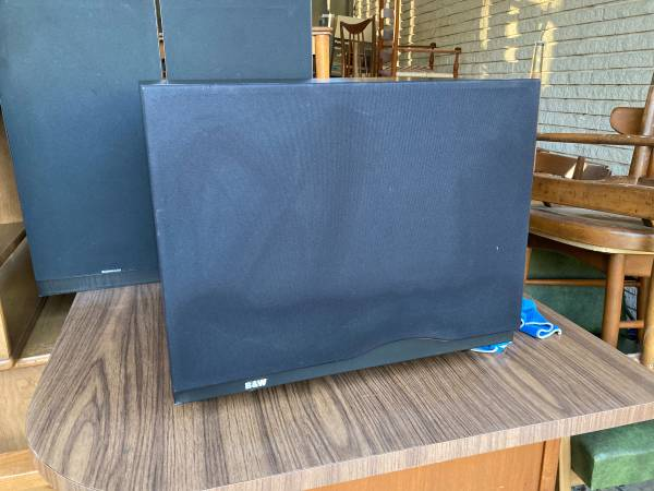 Photo BW Bowers and Wilkins ASW1000 Subwoofer - $400 (Memphis)