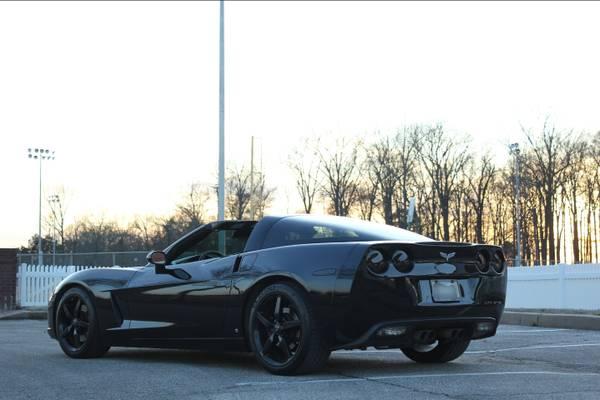 Photo C6 Corvette OEM tinted tail lights - $200 (Hernando)