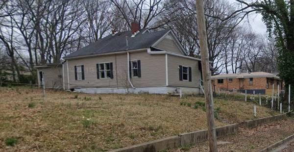 Photo HOUSE FOR SALE 38109 (E Gage Ave Memphis, TN 38109)