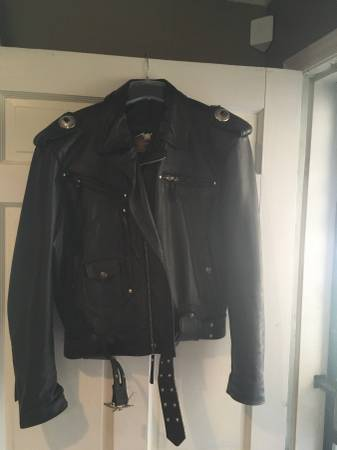 Photo Harley Davidson Jacket and Chaps - $400 (East Memphis)