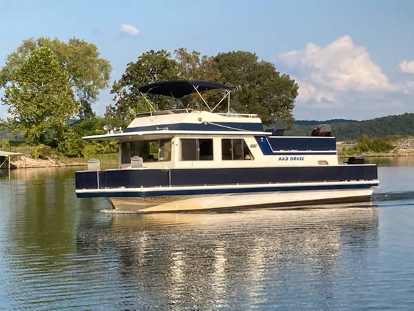 Photo Houseboat for Sale by Owner - $50,000 (Hardin Ky Kentucky Lake)