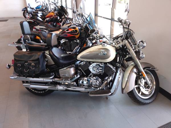 Photo IN HOUSE FINANCING MOTORCYCLES - $1,000 (Cabot)