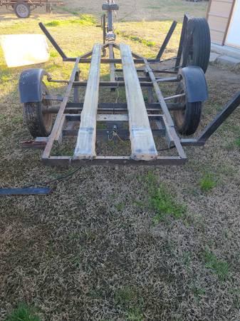 Photo Jon boat trailer - $250 (Marion)