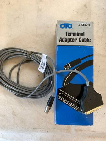 Photo OTC Monitor cables and Fuel Injection tester - $50 (Collierville)