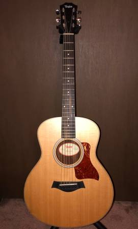 Photo Taylor GS Mini Acoustic Guitar - $375 (Memphis)