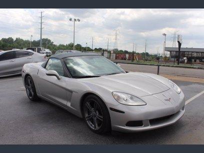Photo Used 2008 Chevrolet Corvette Convertible for sale