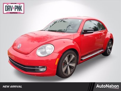 Photo Used 2012 Volkswagen Beetle Turbo Coupe for sale