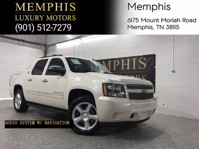 Photo Used 2013 Chevrolet Avalanche 4x4 LTZ for sale