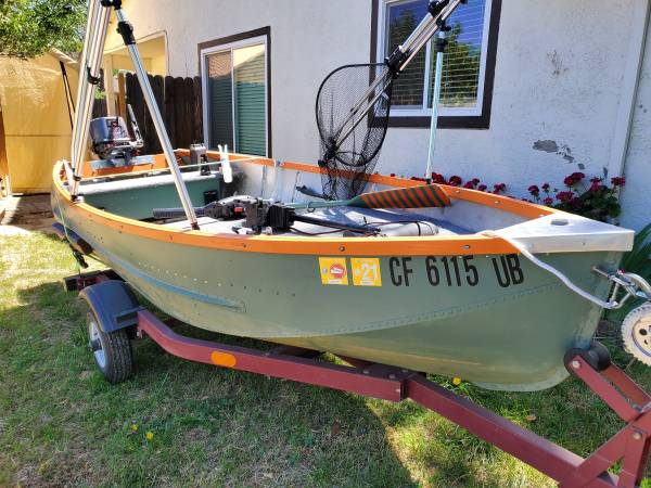 Photo 1239 boat for sale - $2,500 (Antelope)