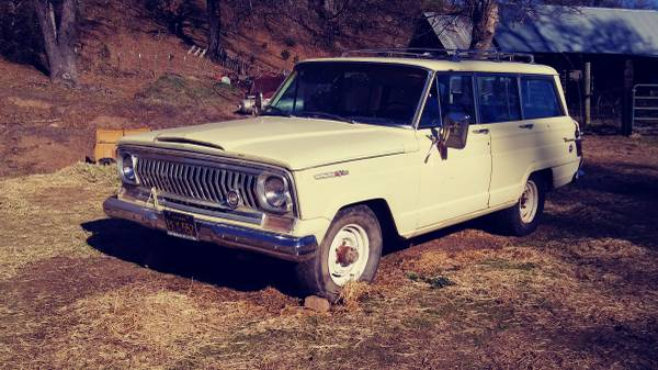 Photo 1965  1968 Jeep Wagoneer need transmissions - $3300 (Covelo)