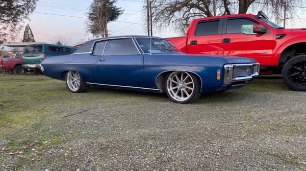 Photo 1969 Chevy Impala - $9000