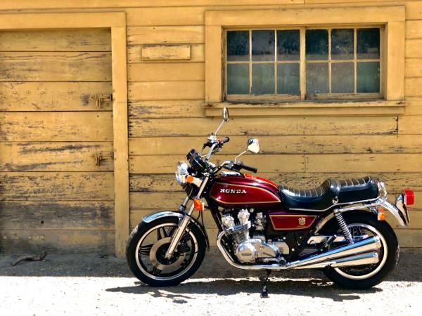 Photo 1979 Honda CB750 limited edition - $5,100 (Davis)