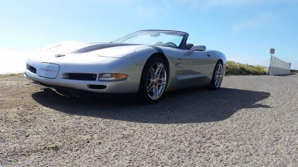 Photo 1998 C5 Corvette - $14,000 (Lakeport)