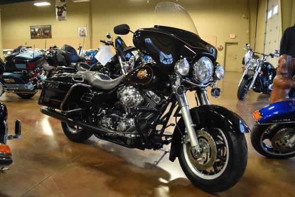 Photo 2002 Harley Davidson Electra Glide Classic FLHTCI Touring - $6,900 (Lathrop)