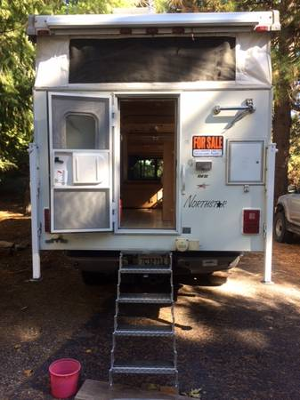 Photo 2003 NORTHSTAR POP-UP CAMPER - $6,500 (Mount Shasta)
