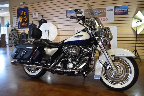 Photo 2007 Harley Davidson Road King FLHRC Touring - $8,800 (Lathrop)