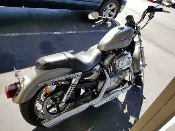 Photo 2007 Harley Davidson sportster 883 - $3,800 (Rocklin)