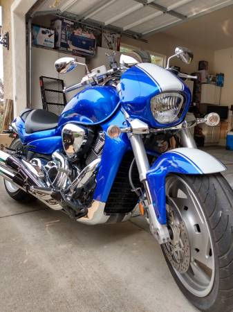 Photo 2007 Suzuki M109R motorcycle. Perfect shape and fast - $7,500 (Cameron Park)
