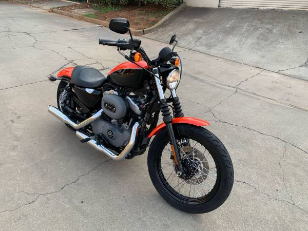 Photo 2008 Harley Davidson Nightster XL1200N Special EditionClean Title1 Owner4K M - $8,000 (Rancho Cordova)