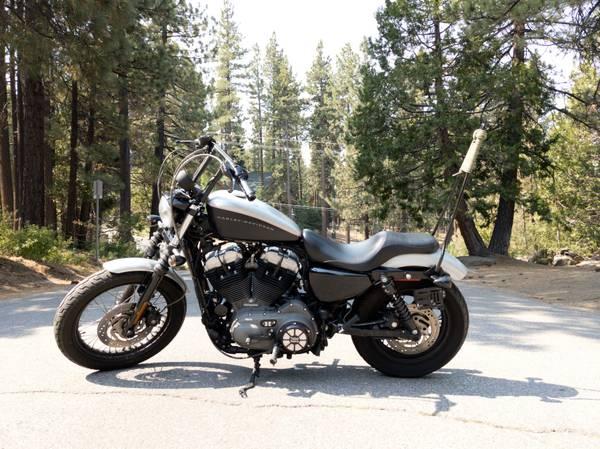 Photo 2009 Harley-Davidson Nightster Low Miles - $7,500 (South Lake Tahoe)