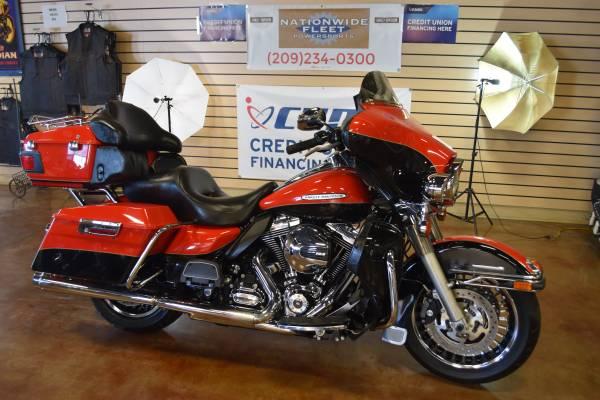 Photo 2010 Harley Davidson Electra Glide Ultra Limited FLHTK - $9,500 (Lathrop)