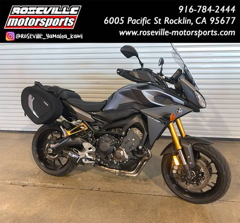 Photo 2015 Yamaha FJ-09 - $5,999 (ROSEVILLE MOTORSPORTS)