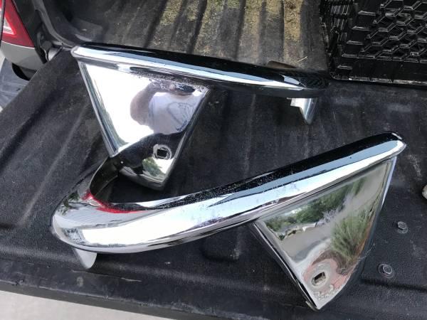 Photo 55 Chevy Accessory Bumper guards - $375 (Ukiah)