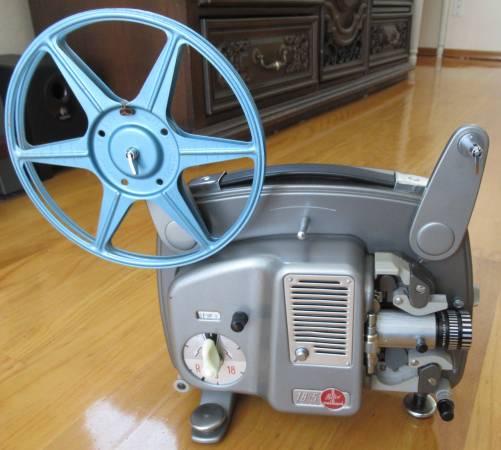 Photo 8mm Projector - Bolex Paillard - $80 (Sacramento)