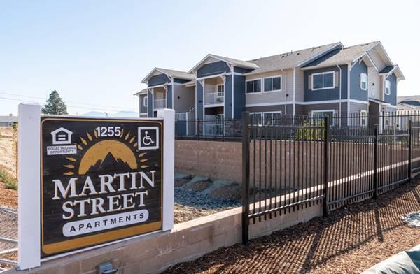 Apartamentos Martin Street II Aceptando aplicaciones (Lakeport, CA)