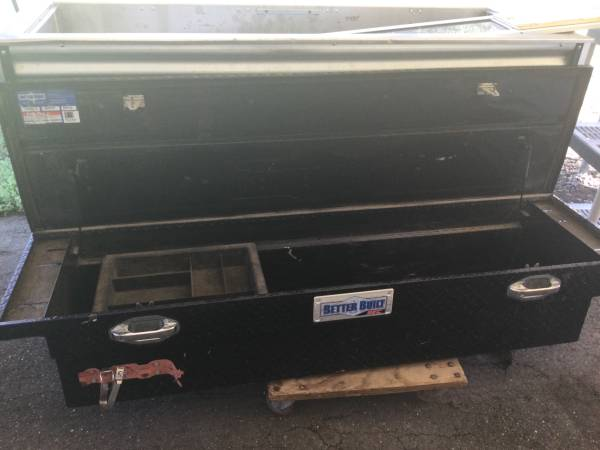 Photo Better Built Toolbox - $200 (Hopland)