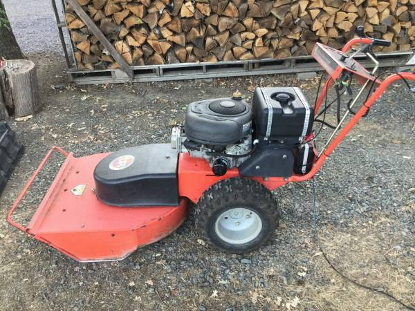 Photo DR High Weed Mower - $1,200 (Potter Valley)