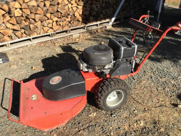 Photo DR High Weed Mower - $1,500
