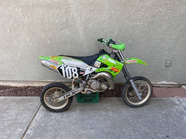 Photo Dirt bike 2003 KX 65 - $1,300 (Vacaville)