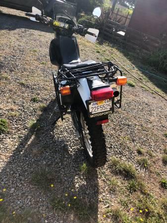 Photo Honda XR 650L many upgrades - $4750