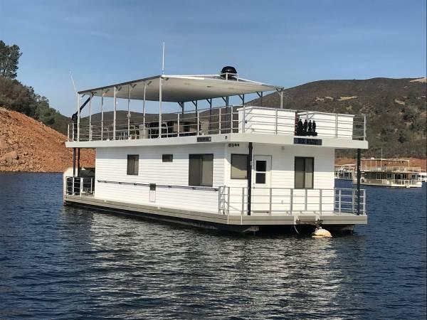 Photo Houseboat Lake McClure - $249,999