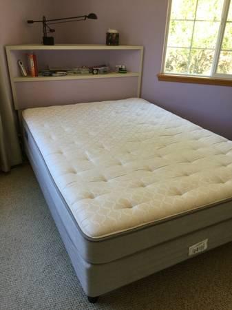 Photo Queen Sleep Number Bed - $350 (Willits)