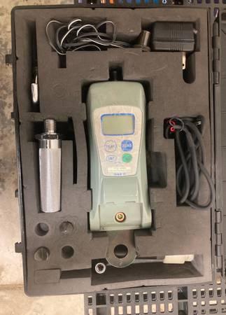 Photo Shimpo digital force gauge FGV-500H - $200 (Davis)