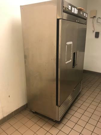 Photo True Double Door Freezer - $2,000 (Fair Oaks)
