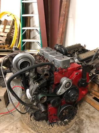 Photo Twin turbo 4BT Cummins - $5500 (Redwood valley)