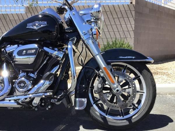 Photo Used 2019 Harley-Davidson Touring Motorcycle FLHR - Road King - $18,499 (Sacramento)