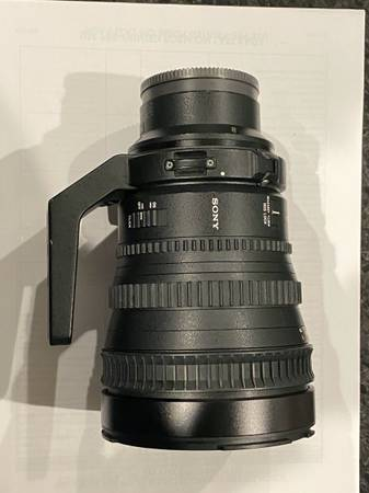 Photo Used Sony FE 4  PZ 28-135 G OSS Lens - $1,400 (Elk Grove)