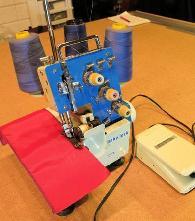 BabyLock Baby Lock Serger Overlock Sewing Machine Owner/'s Manual Juki BL3-407