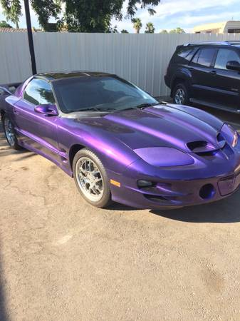 Photo 2002 Pontiac Firebird Trans AM - $9,500 (Winton)