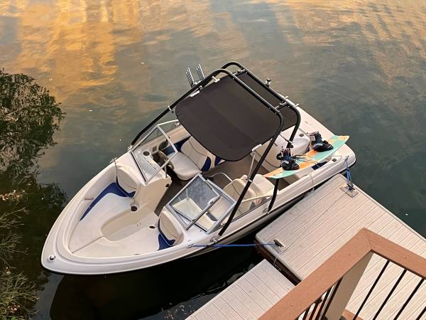 Photo 2003 bayliner 175 for rent on Lake Tulloch - $600 (Copperopolis)