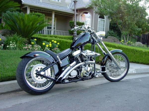 Photo 2004 BMC 918 BIG DADDY Chopper With Tons of Extras - $8,999 (Woodward Park)