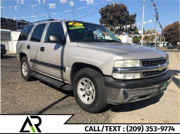 Photo 2004 Chevrolet Chevy Tahoe LS Sport Utility 4D Biggest Sale Starts Now (All Credits Welcome)